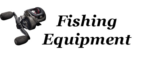 Sporting Goods - Banner - Fishing