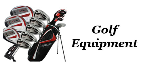 Sporting Goods - Banner - Golf